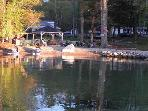 Fabulous Waterfront Compound on Lake Winnipesaukee Sleeping 26! (SAL78W)