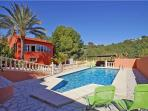 Attractive holiday house for 16 persons, with swimming pool , in Moraira