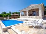 Newly built holiday house for 8 persons, with swimming pool , in Porec