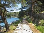 Apartment for 4 persons in Losinj