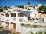 Attractive holiday house for 8 persons, with swimming pool , in Mijas Costa
