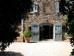 Porto Ercole, Tuscany Coast: Classic Charm in Fabulous18th Century Farmhouse now Designer Villa wi Pool