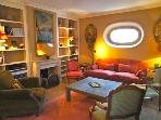 Paris, 7th arrondissement,  on the Chic street, Rue de Bac, a one Bedroom townhouse sleeps 4