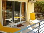 Apartment for 4 persons, with swimming pool , near the beach in Olhos de Água