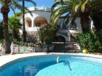 Holiday house for 4 persons, with swimming pool , in Calpe