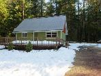 Mount Hood Cabin-NEW HOT TUB