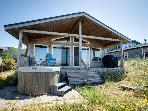 Aliyah - Oceanfront home with hot tub!