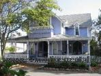 #8131 Charming Victorian W/ Wrap Around Deck in Oak Bluffs