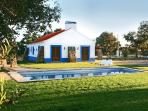 Cottage with Swimming Pool at the Alentejo Coast
