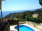 Attractive holiday house for 12 persons, with swimming pool , in Lloret de Mar