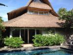 3 Bed Villa in Seminyak + extra 1 bedroom villa
