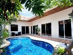 Pratumnak Pool Villa 1B Pattaya's Prime Location