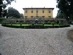 Villa Pandolfini 2 - historical villa apartment at Florence in Italy