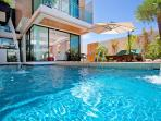 Pattaya - Villa Radiance 3BED, Jomtien