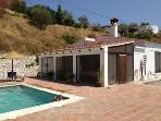 Andalucia holiday villa for rent, Sayalonga, Spain
