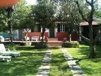 Villa Adele: green area near the sea 1h from Rome!