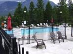 2-Bedroom Condo Radium Hot Springs Vacation Rental