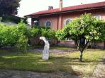 Rome beutiful villa in the country