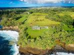 One of Hawaii's most secluded ocean front estates