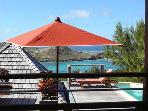 Baby Blue at Domaine du Levant, St. Barth - Ocean View, Walk To Beach, Gated Community
