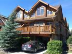 Luxury Townhouse Condo in heart of Canmore