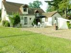 Lovely renovated cottage in Parcay les Pin