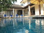 Banyan Pool Villa 2 - 3 Bedrooms, 6+ Guests