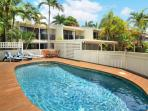 Walking distance to Noosa Main Beach and Hastings Street
