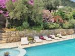 Grasse - Seaview - 3 + 1 Bedroom / 2 Bathroom / sleeps 6 to 8