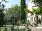 Charming old Bergerie in a olive grove