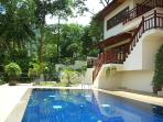 KataKiwiRoo: Beautiful one bedroom Apartment overlooking Kata and Andaman sea RJ01