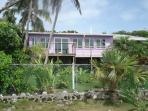 Elbow Cay, Abaco, Bahamas house near Tahiti beach