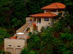 Villa Del Cielo--your vacation in sunny,lovely Playa Hermosa, Costa Rica!!
