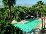 Palm Desert Country Club - Pool and Spa