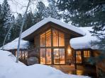 Custom Home in Teton Village at Jackson Hole Mountain Resort