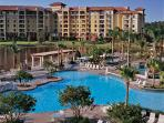 Wyndham Bonnet Creek Resort (2 bedroom - 2 bath condo)