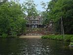 Luxury on Lake Winnipesaukee in Moultonborough (HAR27Wa)