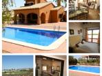 3 Bed Villa Free Internet Private Pool R.BA01