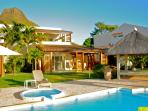 Tamarin Beach Apartments Mauritius' beach villa
