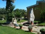 Independent villa with garden - Spiaggia Grande