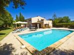 Holiday home Mallorca in a good location  for 8 people with pool  - ES-1074654-Cas concos