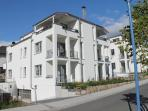 Vacation Apartment in Pirmasens - 1184 sqft, quiet, central, comfortable (# 4530)