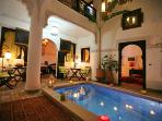 Riad Eloise Morocco Medina authentic house