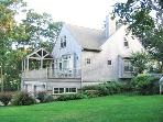 1327 - Wonderful Edgartown Home with Waterviews