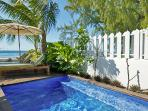 **Beachfront 3 Bedroom Villa with Private Pool!**