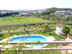 Penthouse in Mijas Costa, pool, terrace, garage