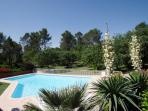 Aix-en-Provence, Luxury property heated pool jacuzzi