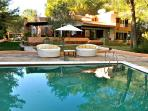 Holiday Villa in Ibiza in a quiet location  with pool and sea view - ES-1075286-Santa Eulalia del Río