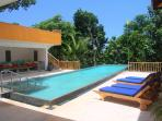 Luxury 5 bed staffed Villa with 17m infinity pool