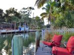 Spacious Siesta Key Canal Front Vacation Rental